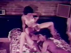 Interracial Troika gets Hot and Drenched