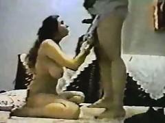 Output arab amateur couple make hard homemade anal