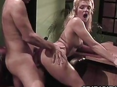 Krysti Lynn  Retro Blond Mistress Sinful Sex