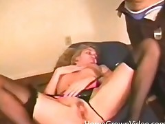 Vintage porn with a hottie close by lingerie eaten out of doors