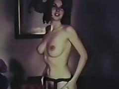 Softcore Nudes 594 1960's - Scene 1