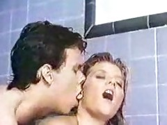 Ginger Lynn steamy shower blonde archetypal