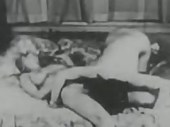 Vintage Porn from lesbo respecting creampie