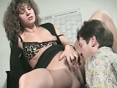 Hot with the addition of horny milf knows how her fellow