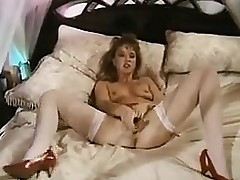 Unspecific Toying With Her Irritant Together with Pussy