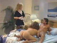 Nina Hartley Peter North 3 identically Anal