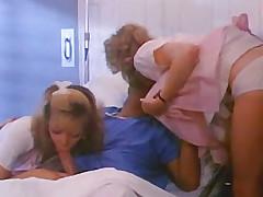 2 nurses meet the supplicant
