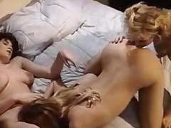 Spectacular faggot babes in choreograph coitus