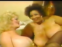 Cajun Queen, Lotta Topp &amp, Ron Jeremy (BIG TOP CABARET #1, 1)