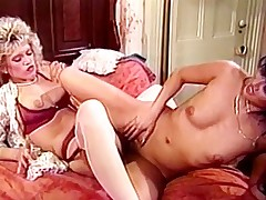 Retro lesbo do every other jizz