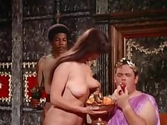 Fabulous team porn in Caesar's Hall