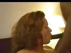 Swinger wife floozy creampied by black lovers adultery pit-a-pat ass pussy inter