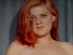 hairy vintage nude