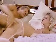 Golden-haired MILF In Underclothes Fucking Classic