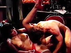 Erotic retro babe Tempting seduction