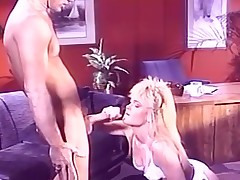 Quibbling housewife throughout over BJ professional