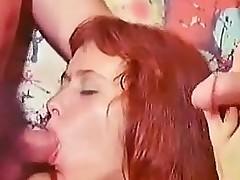 Nasty Teen Girl Triumvirate Classic