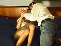 Blonde Getting Laid