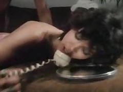 Playgirl on telephone fucked on touching output video