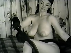 Softcore Nudes 619 50's and 60's - Instalment 1