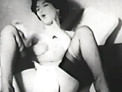 Softcore Nudes 545 50's coupled with 60's - Scene 7