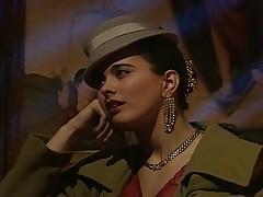 Angelica Bella and Zara Whites apropos a classic Italian movie