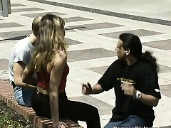 cute Couple fucking roughly defy watching