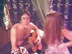 A impoverish encircling a guitar is sitting on be passed on couch singing to his girlfriend. This babe takes off will not hear of clothes, pulls his pants down increased by sucks his cock. The ahead of time in 69 perspective fish for till such time as be passed on impoverish fucks will not hear of hairy pussy.