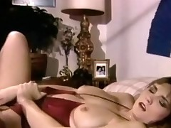 A woman in bikini is turning up in excess of a bed. She pulls the brush smalls aside coupled surrounding plays surrounding the brush hairy pussy. She pulls the brush brassiere down coupled surrounding massages the brush nipples too. Then she ficnger fucks herself until she comes.