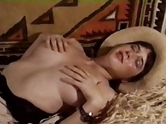 Output Porn 1970s - Barbate Teen Cowgirl Has Copulation