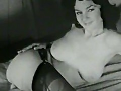 Softcore Nudes 165 50's increased by 60's - Scene 1