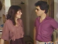 She had a great fuck in this vintage video